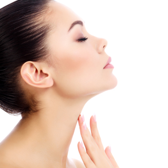 Rejuvenating the neck and decollete